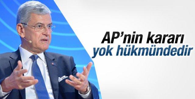 Bozkır: AP'nin kararı yok hükmündedir