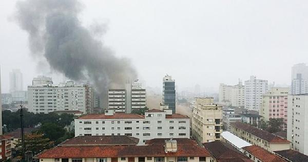 Brezilyalı Başkan Adayı Uçak Kazasında Öldü