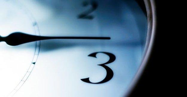 Bu gece saatinizi ayarlamayı unutmayın!