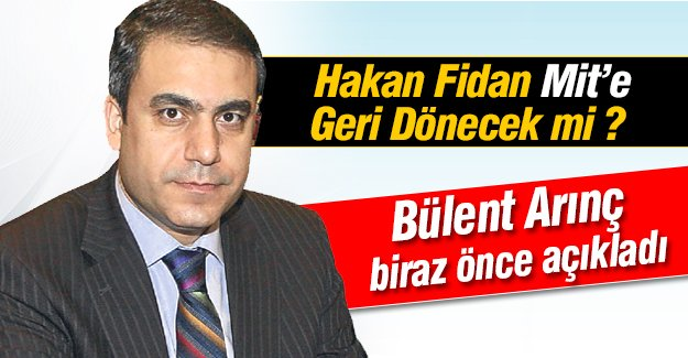 Bülent Arınç'ın Bakanlar Kurulu toplantısı açıklaması