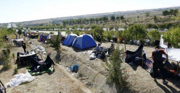 Bulgaristan sınıra 1000 asker gönderdi