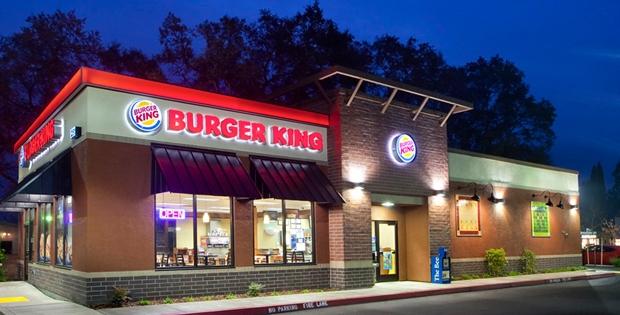 Burger King'de hijyen skandalı