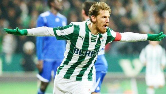 Bursa'dan Galatasaray'a müjde geldi