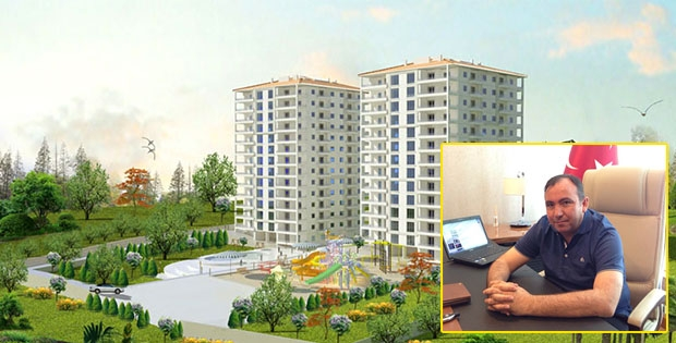 Çalkan inşaat'dan Ankara'ya bir marka proje daha…