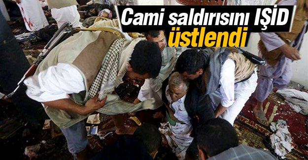 Cami saldırılarını IŞİD üstlendi