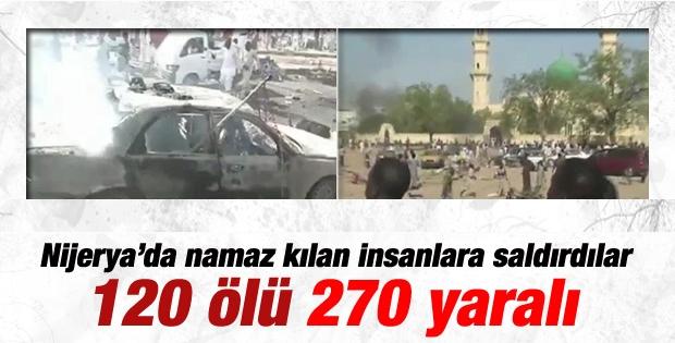 Camide patlama!.. 120 ölü!