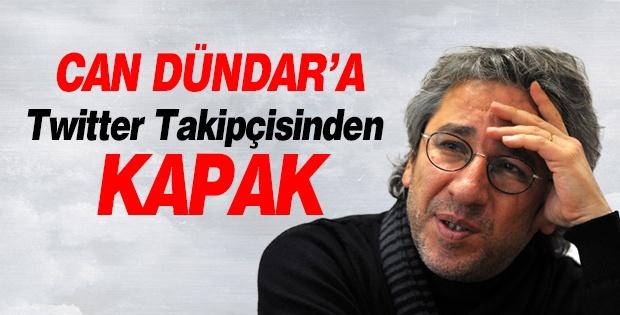 Can Dündar'ın Erdoğan göndermesine Atatürk'lü yanıt