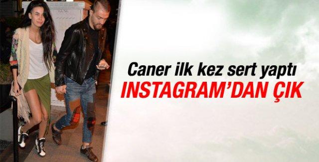 Caner'den Asena Erkin'e sosyal medya yasağı geldi