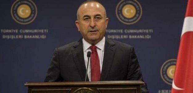 Çavuşoğlu: IŞİD'e kapsamlı operasyon başlayacak