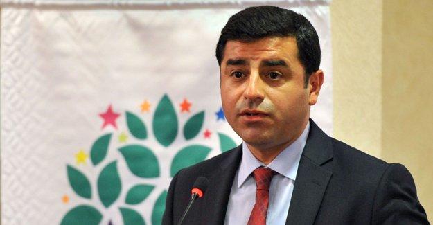 CHP'den HDP'ye iki kere olumsuz yanıt