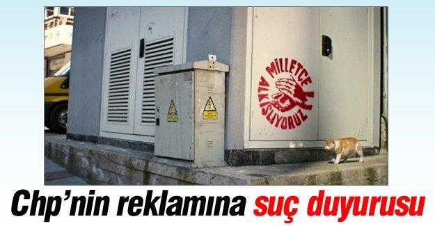 CHP'nin 'Milletçe Alkışlıyoruz' reklamına dava