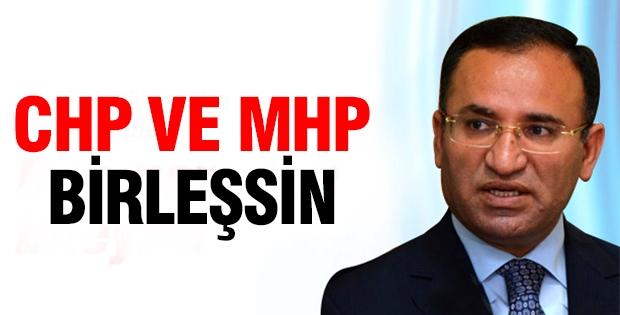 CHP ve MHP birleşsin