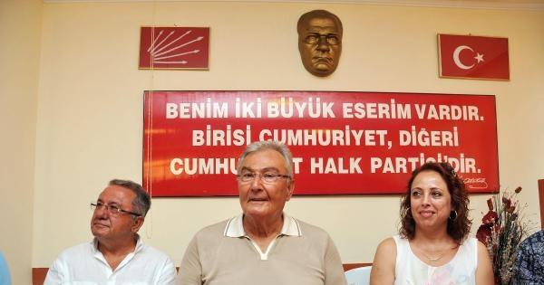 Chp'li Baykal: Türkiye'de İktidar Monopolü Var