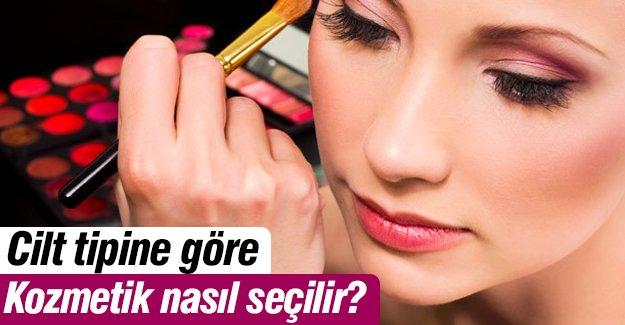 Cilt tipine göre kozmetik nasıl seçilir?