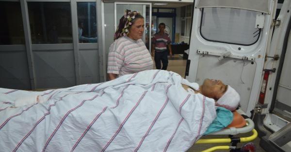 Cinnet Geçirdi, 3 Kişiyi Yaraladıktan Sonra İntihara Kalkıştı
