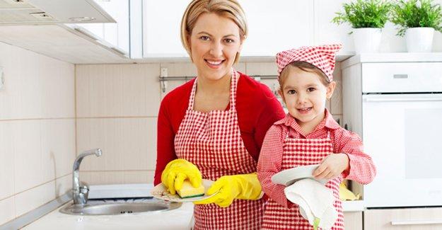 Çocuklarınıza sorumluluk verin