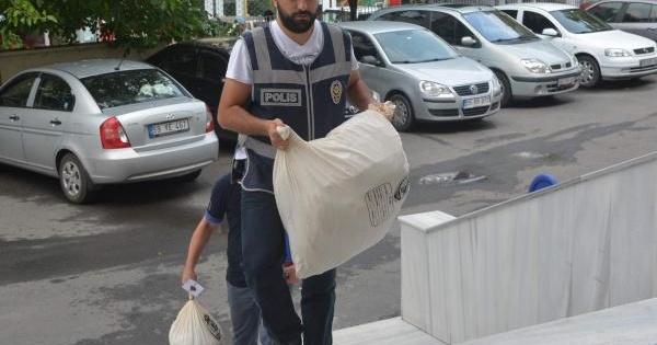 Çorlu'da 144 Kilo Eroine 3 Tutuklama