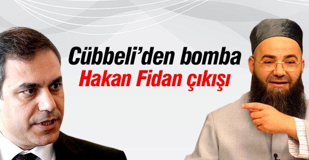 Cübbeli'den bomba Hakan Fidan çıkışı