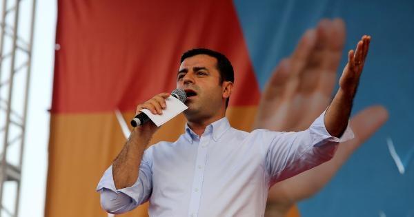 Cumhurbaşkanı Adayı Demirtaş: Demokratik Yarış Adı Altında Büyük Haksızlıklar Yapılıyor
