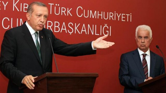 Cumhurbaşkanı Erdoğan: Tribünde seyirci değiliz
