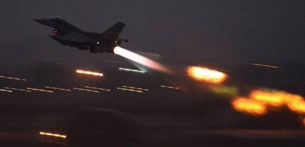 DAEŞ'e hava ve kara operasyonu başlatıldı