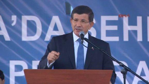 """Davutoğlu: """"Gecikme yok"""""""