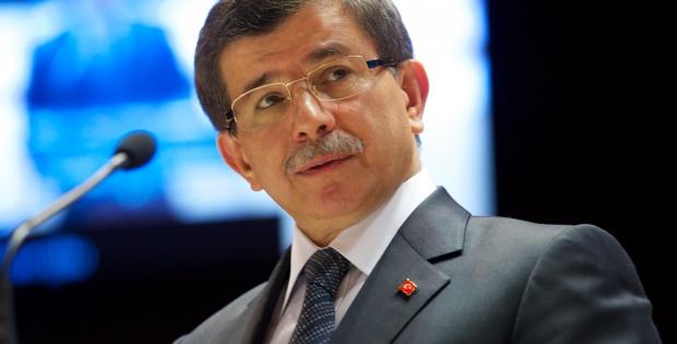 Davutoğlu Kars'ta 'sayın Başkanım' Diye Karşılandı