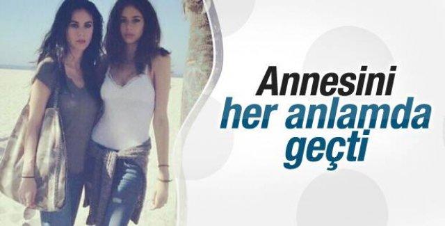 Defne Samyeli'nin kızı Deren Talu göz doldurdu