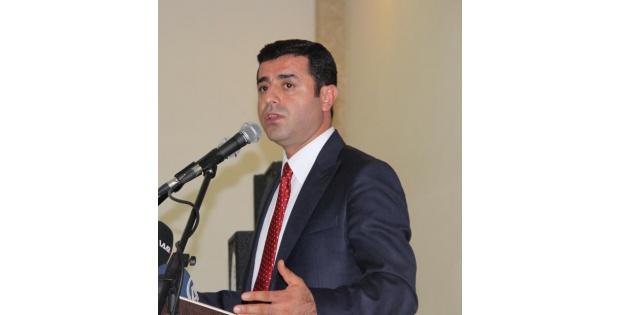 Demirtaş: Mevzu, Türkiye Bundan Sonra Suriye, Irak Gibi Mezhep Çatişmasina Teslim Olacak Mı?