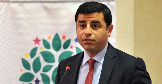 Demirtaş'tan ilginç 1 Kasım iddiası!