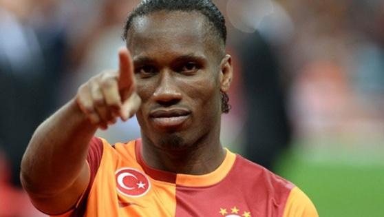 Didier Drogba Chelsea'ye