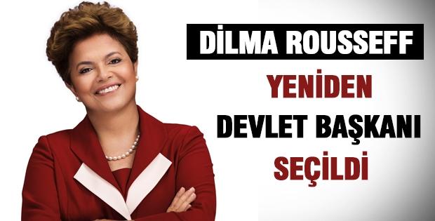 Dilma Rousseff Devlet Başkanı Seçildi