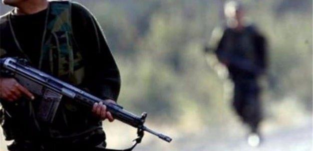 Diyarbakır'da terör saldırısı: 1 asker yaralandı