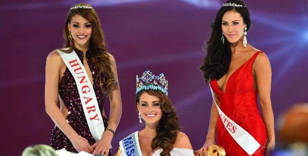 Dünya Güzellik Yarışması birincisi belli oldu
