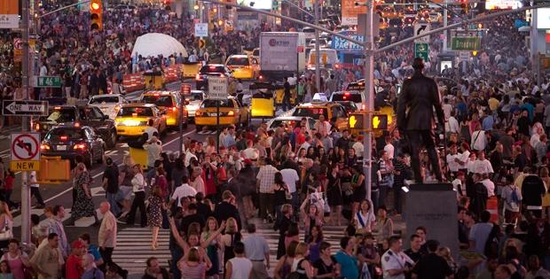 Dünya nüfusu rakamları açıklandı
