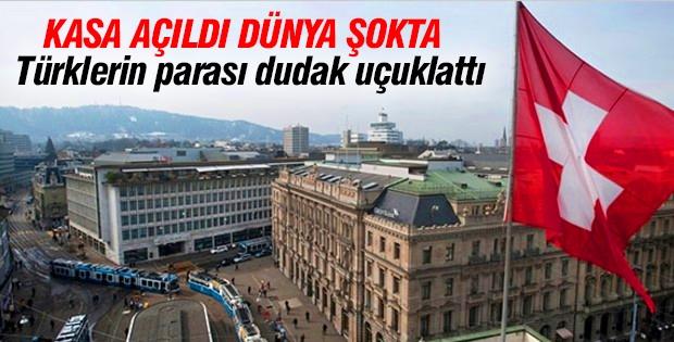 Dünya şokta! Türklerin parası dudak uçuklattı!