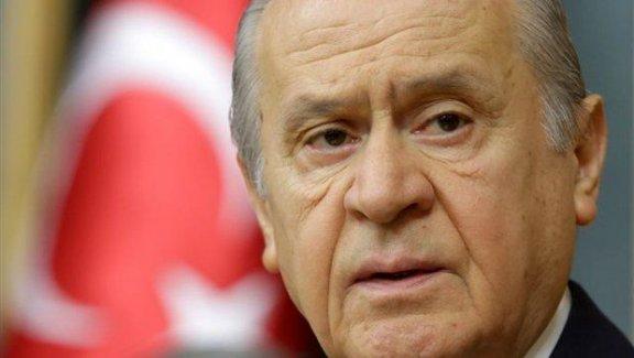 Bahçeli: 'AKP'yi arzulayacağımıza...'