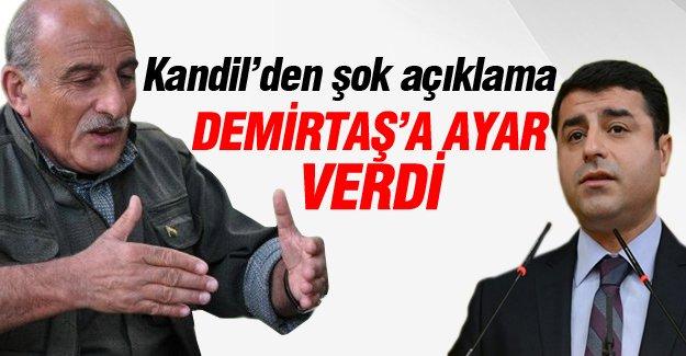 Duran Kalkan'dan şok HDP açıklaması!