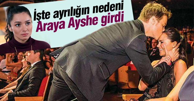 Ebru Şallı ile Sinan Akçıl'ın ayrılık nedeni ihanet