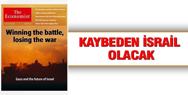 Economist'ten İsrail eleştirisi