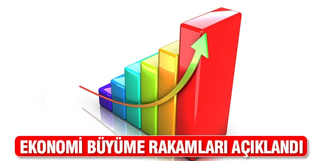 Ekonomi büyüme rakamları açıklandı