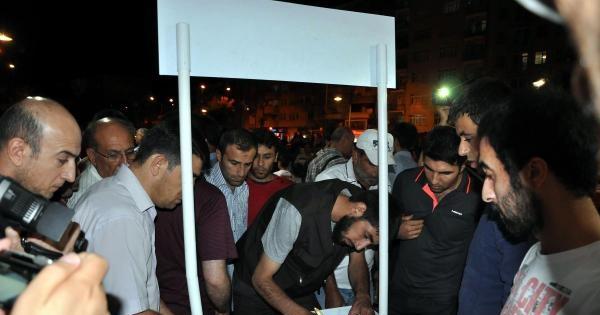 Elazığ'da 73 Kişi Canlı Kalkan İçin İhh'ya Kayıt Yaptırdı