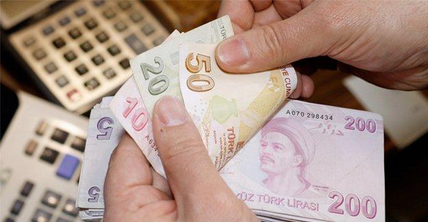 Emeklilere 1.200 lira için geri sayım başladı