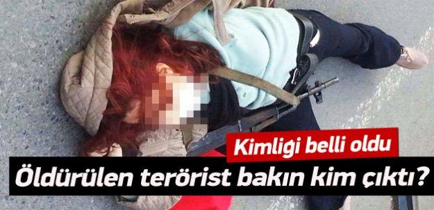 Emniyet'in önünde öldürülen teröristin kimliği belli oldu