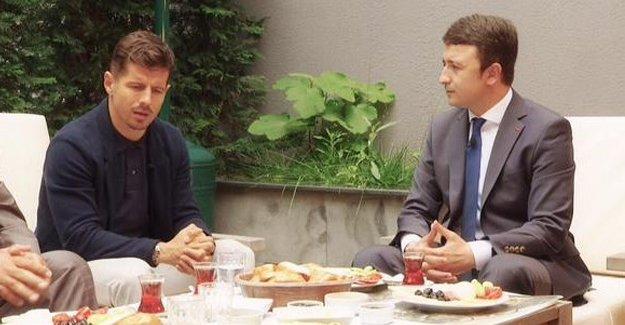 Emre Belözoğlu: Abdestsiz maça çıkmam