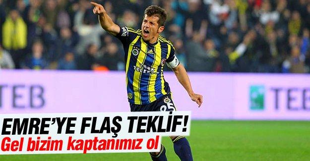 Emre Belözoğlu'na flaş teklif
