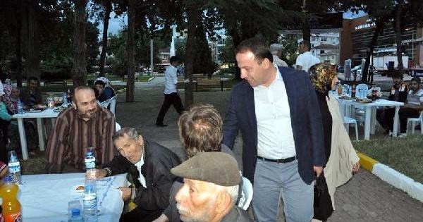 """Erbaa'da """"iftar Çadirindan Polislere Yemek Verilmedi"""" İddiasi"""
