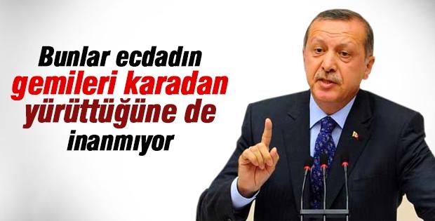 Erdoğan: Amerika'nın keşfedilmesi bana ait olan bir iddia değil