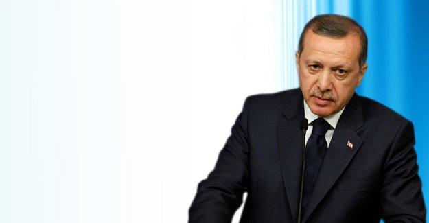 Erdoğan Çin'e ayak basar basmaz...