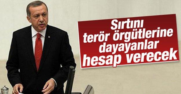 Erdoğan'dan HDP'ye tepki